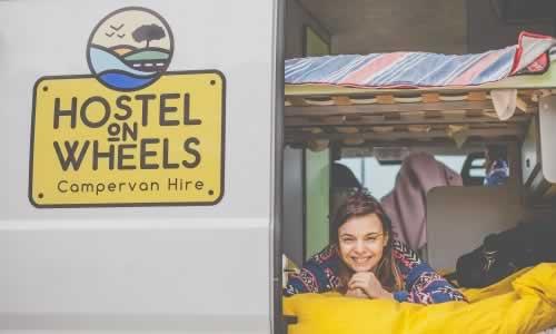 Hostel on Wheels