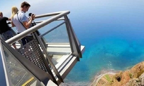 Cabo Girão Ilha da Madeira