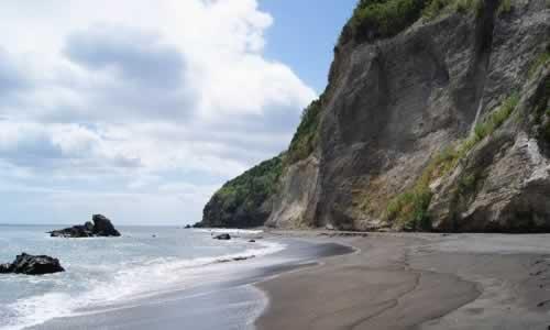 Praia da Ribeira Quente