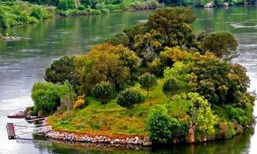 Ilha dos Amores Castelo de Paiva