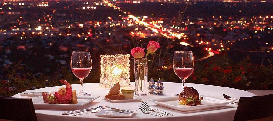 7 Restaurantes românticos em Portugal para descobrir com a sua cara metade