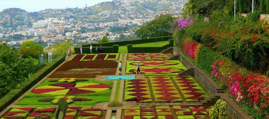 Jardins da Ilha da Madeira