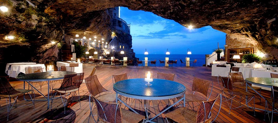 Restaurante Caverna de Verão