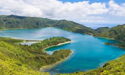 Lagoa do Fogo Açores