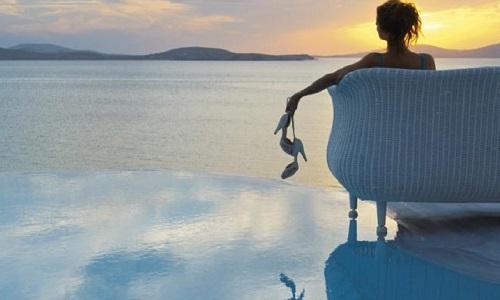 8 Hotéis em Mykonos que vai adorar conhecer