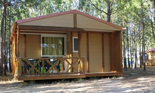 Odeceixe Bungalow-Parque de Campismo