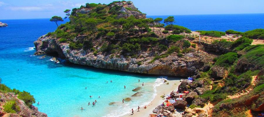 Praia de Calo Des Moro