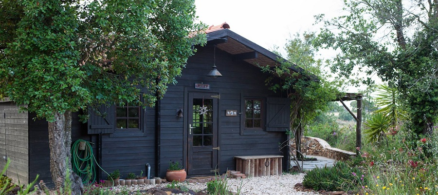A Terra Eco Camping in luxury