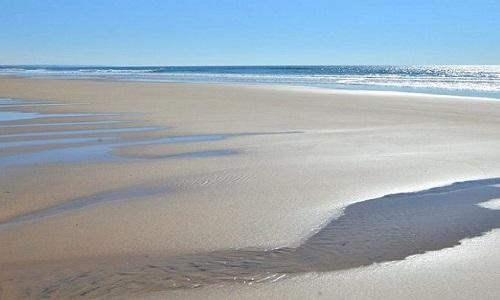 Praia de São Torpes em Sines