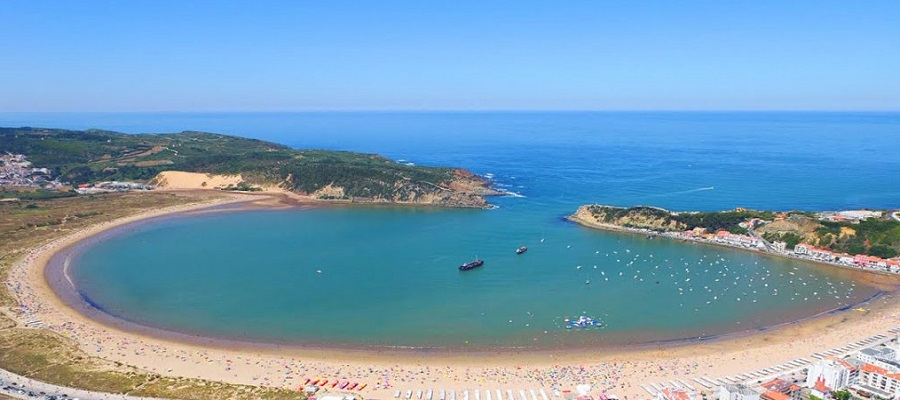 Praia São Martinho do Porto