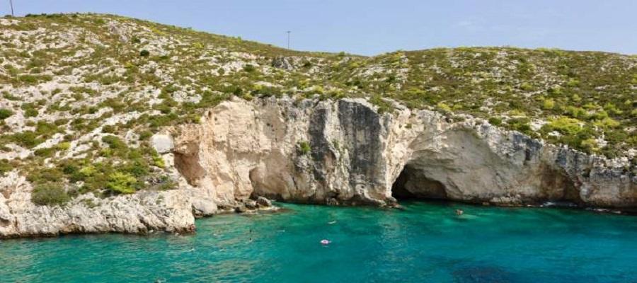 Ilha de Zaquintos