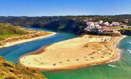 Praia de Odeceixe Mar