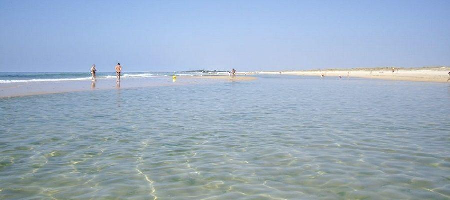 Praia das Cabanas de Tavira