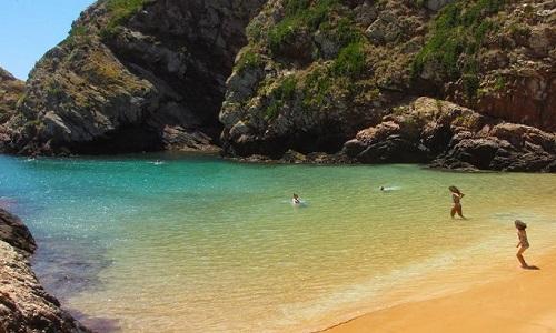 Praia Berlenga Grande