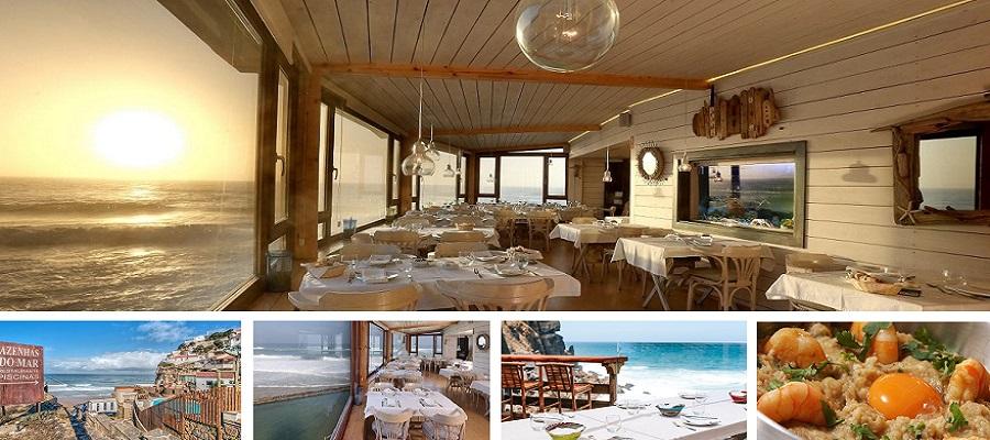 Restaurante  de Azenhas do Mar