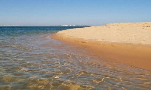 Praia da Barrinha Ria Formosa