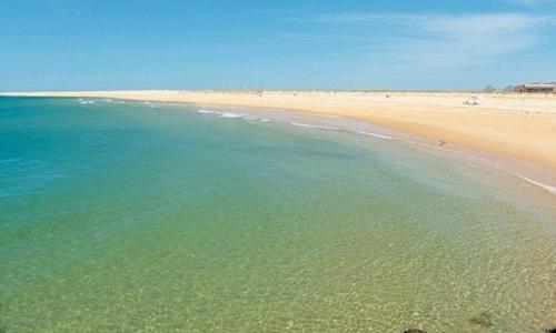 Ilha Deserta Barreta