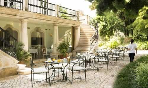 Hotel Quinta das Lagrimas - Small Luxury Hotels