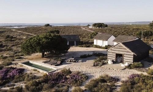 Casas na Areia na Comporta