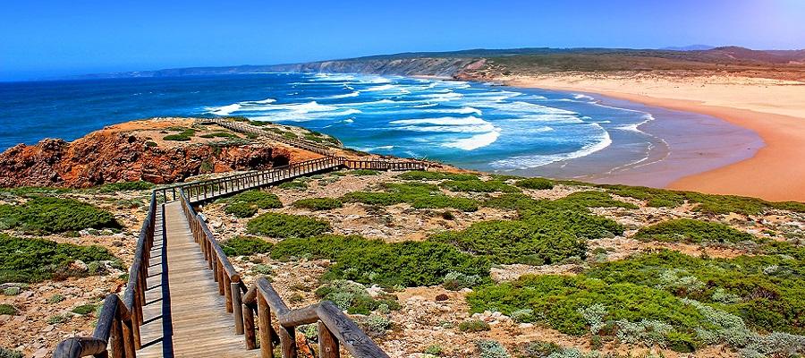 Praia da Bordeira ou Carrapateira