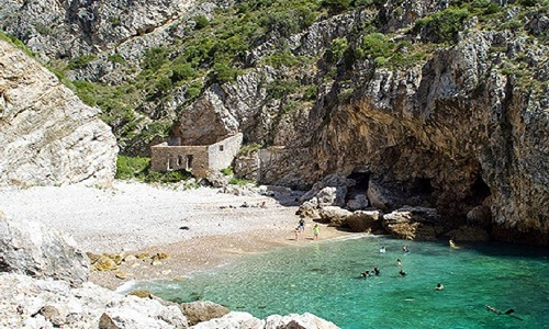 Praia do Porto da Baleeira