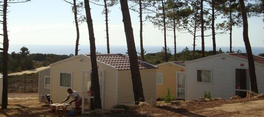 Parque de Campismo Orbitur Sitava em Milfontes