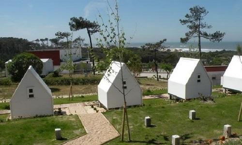 Parque de Campismo da Praia de Pedrogao
