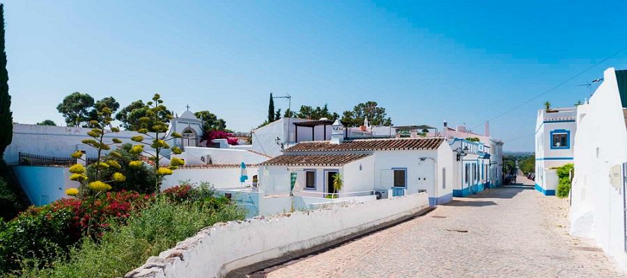 Cacela velha o recanto mais tranquilo do Algarve