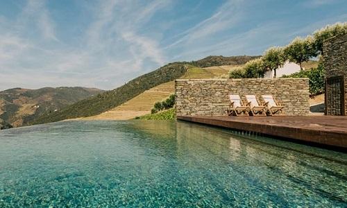 Os Hotéis com as melhores Piscinas de Portugal