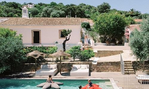 Hotéis Românticos no Sul de Portugal