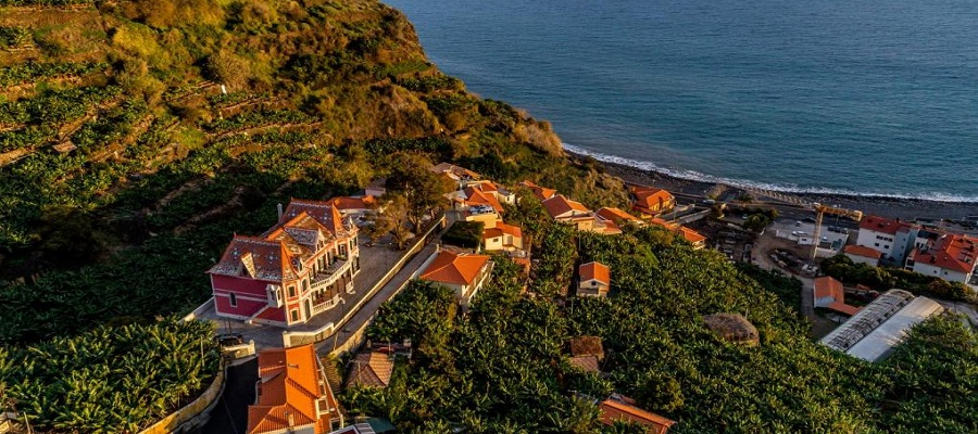 Hoteis em Ponta do Sol