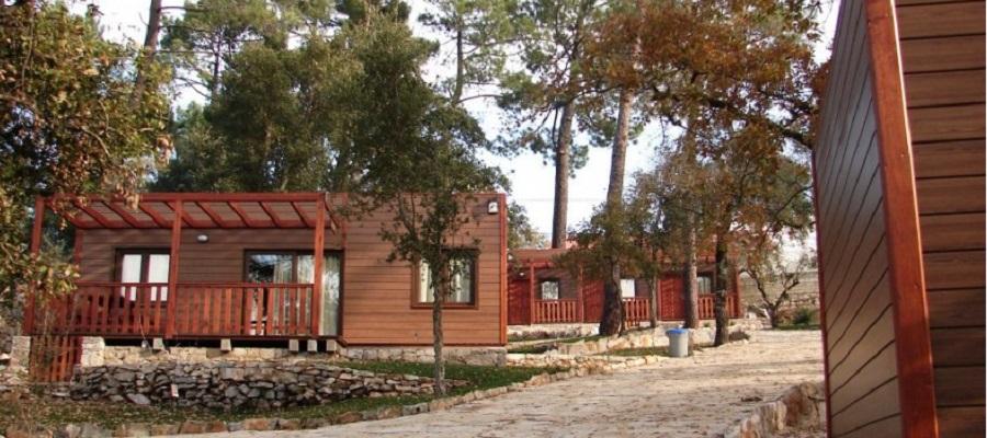 Bungalows Casas da Gruta de Mira de Aire