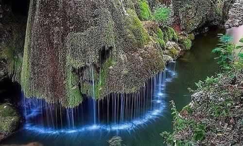 Cascata Bigar Waterfall