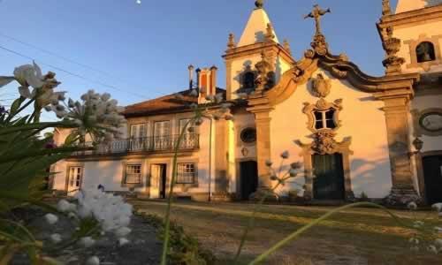 Outeiro Tuías - Manor House