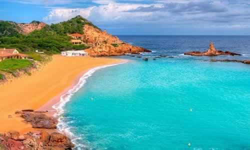 Melhores Praias de Minorca