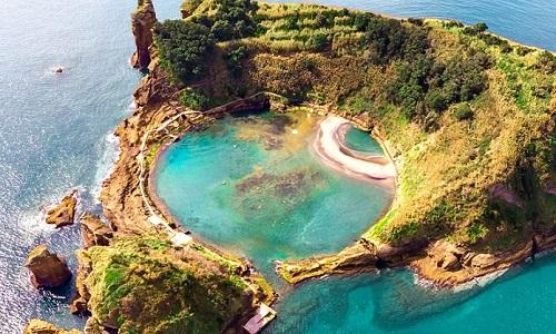 Lugares encantadores dos Açores