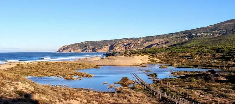 Lagoa da Praia do Guincho
