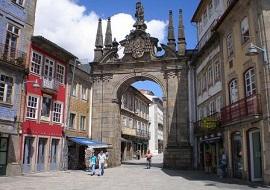 Braga - Arco da Porta Nova