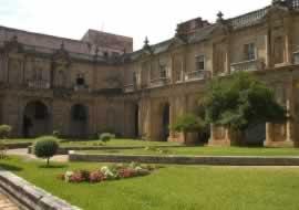 Coimbra - Mosteiro de Santa Clara-a-Nova