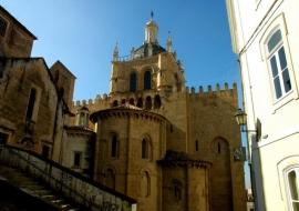 Coimbra - Sé Velha de Coimbra